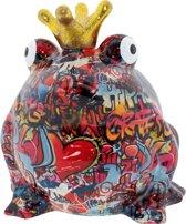Pomme pidou Kikker Freddy - Spaarpot - L - London Grafitti