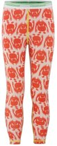 Monster legging merino wol - roze