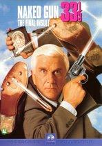 DVD cover van NAKED GUN 33 1/3 (D)
