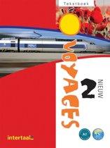 Voyages - nieuw 2 tekstboek + online MP3's