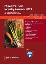 Plunkett's Food Industry Almanac 2013