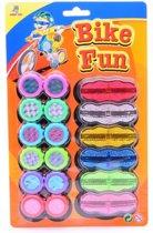 Spaakreflectoren Bike Fun - Fiets accessoires voor kinderen - Reflectoren