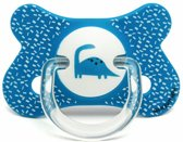 Blue Dino | Anatomisch Latex | 1 stuk | 4-18 maanden