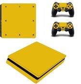Oker geel - PS4 Slim skin