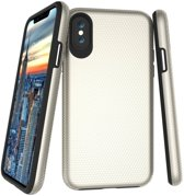 GSMWise - Apple iPhone X - Hybrid Beschermcover Back Case - Goud