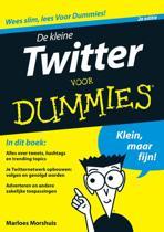 Voor Dummies - De kleine Twitter voor Dummies