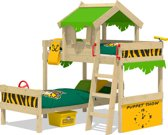 Kinderbed WICKEY CrAzY Jungle Stapelbed Groen