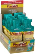 Powerbar PowerGel - 24 pack - Lemon Lime