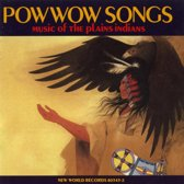Pow Wow Songs - Music Of The Plains