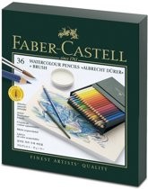 Faber Castell aquarelpotlood A.Durer studiobox à 36 stuks