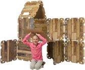 Fantasy Fort met extra klittenband - Speelhuis