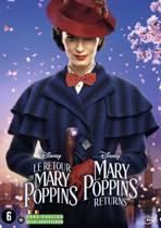 DVD cover van Mary Poppins Returns