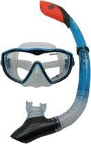 Aqua Lung Sports Diva 1 LX + Island Dry - Snorkelset - Aqua