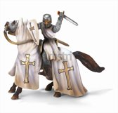 Schleich - Ridder met Zwaard op Paard