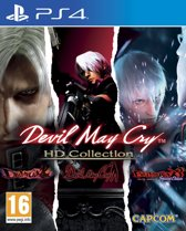 Devil May Cry: HD Collection - PS4