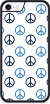 iPhone 8 Hardcase hoesje Peace