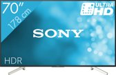 Sony KD-70XF8305 - 4K tv