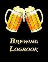 Brewing Logbook: Beer Brewer Log Notebook