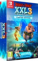 Asterix & Obelix XXL 3: The Crystal Menhir (Limited Edition) - Switch
