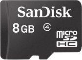 Sandisk Micro SD kaart 8GB