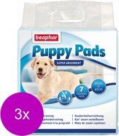 Beaphar Puppy Pads - Hond - Zindelijkheidstraining - 3 x 7 stuks