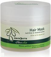 Macrovita Olive-elia Haarmasker met Olijfolie (pot)