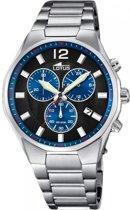 Lotus chrono 10125/6 Mannen Quartz horloge