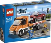 LEGO City Takelwagen - 60017