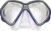 Tunturi Duikbril - Senior - Siliconen - Grijs/Blauw