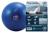 MAD Pilates Fitnessbal - Ø 18 cm - Blauw