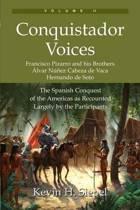 Conquistador Voices (Vol II)