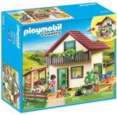 PLAYMOBIL Moderne hoeve - 70133