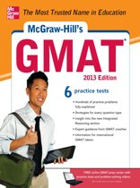 McGraw-Hill's GMAT, 2013 Edition