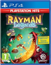 Rayman Legends - PS4 Hits