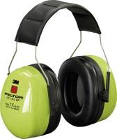 3M PELTOR Optime III gehoorkap met hoofdband H540A-461-GB,