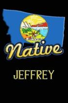 Montana Native Jeffrey