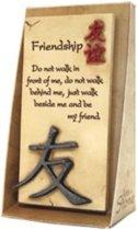 Arts of stone Friendship