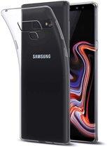 Knaldeals.com - Samsung Galaxy Note 9 hoesje - Soft TPU case - transparant
