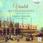 Vivaldi: La Stravaganza, 12 Violin Concertos Op.4