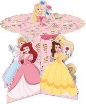 Premium Disney Prinsessen™ kartonnen cupcakehouder - Feestdecoratievoorwerp