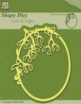 Shape Dies - Lene Design - Twigs frame