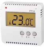 Infrarood thermostaat PT14 met instelbare temperatuur van Elbo Therm