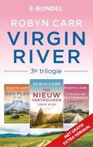 Virgin River 3e trilogie: Onbekende bestemming / Met nieuw vertrouwen / Een plek in de zon - eBundel
