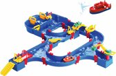 AquaPlay Superfun Set met Brandweerboot 641 - Waterbaan