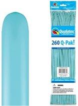 Q-Pak Caribbean Blue 260Q (50 stuks)