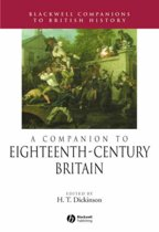 A Companion to Eighteenth-Century Britain