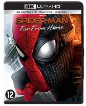 Spider-Man: Far From Home (4K Ultra HD Blu-ray)
