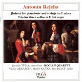 Piano Quintet,Trio For 3 Cellos