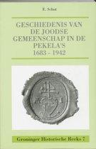 Groninger historische reeks Bouwstoffen voor een geschiedenis van de Joden in Groningen en Oost-Friesland 5 - Geschiedenis van de Joodse gemeenschap in de Pekela's 1683-1942