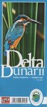 Donau Delta Toeristische kaart - Roemenie